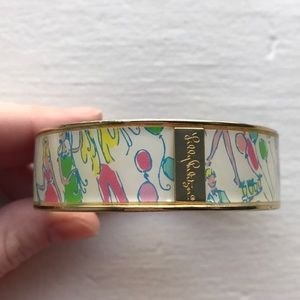 Lilly Pulitzer Pop! Bangle